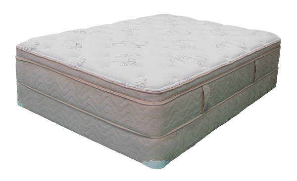 Comfort Trend - Euro Top Mattress (one-sided)